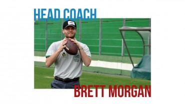 Brett Morgan: Preparation doesn't stop