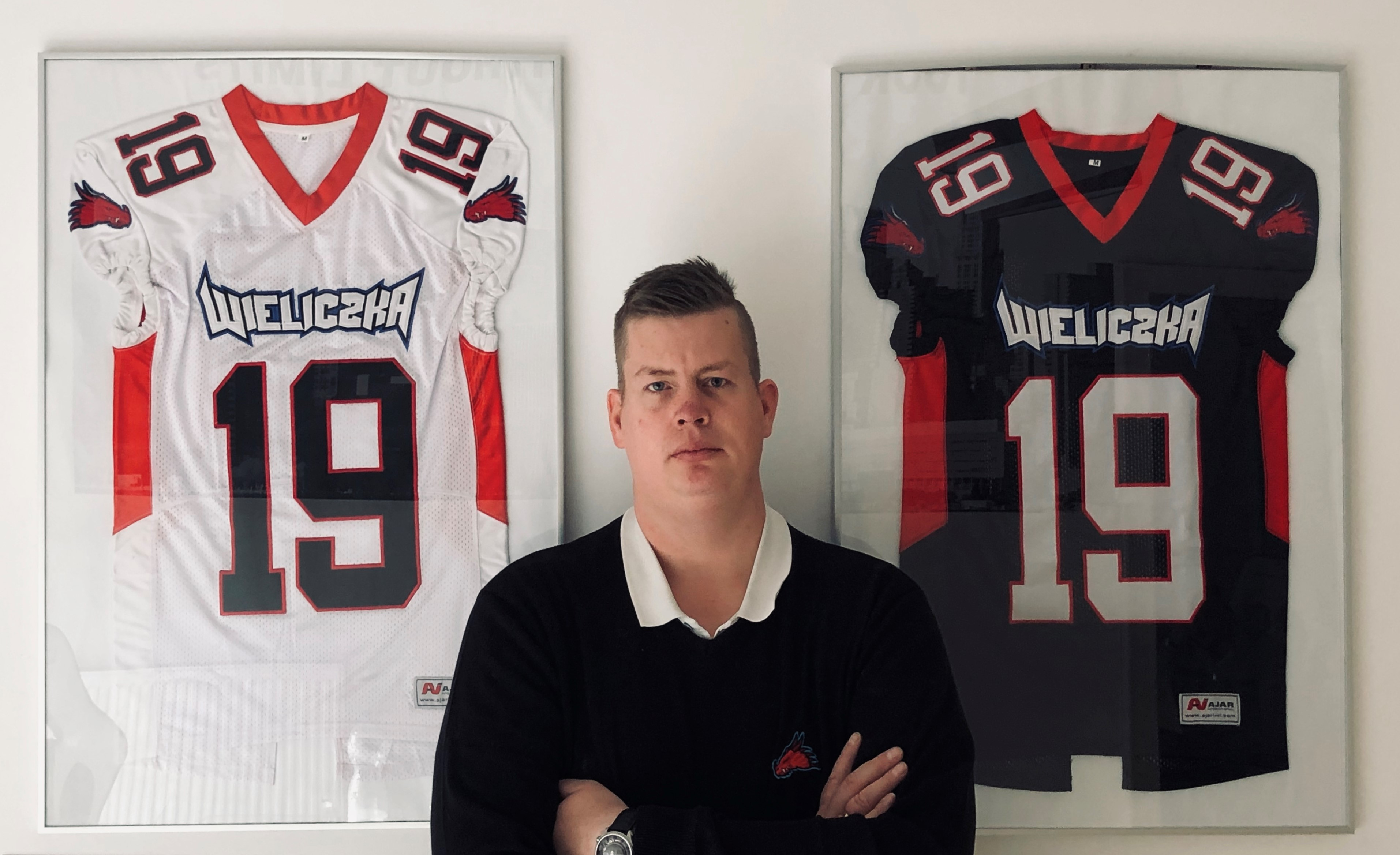 Rolf Helers: Our team would be a great asset to American football in Poland