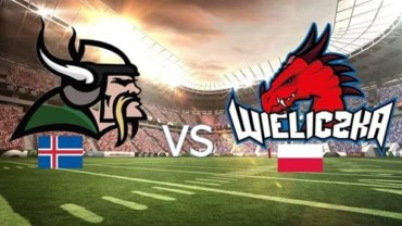 Wieliczka Dragons will play a friendly game in Iceland